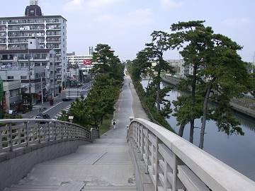 日本風景マニアックス-日本の道100選-草加市日光街道 (No.25 ...